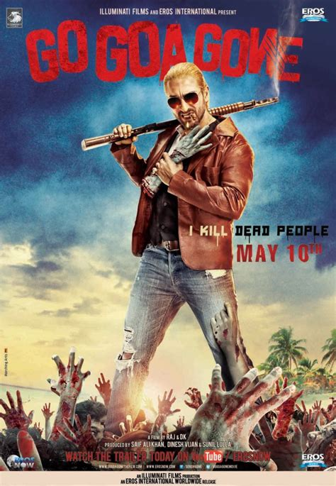 zombie film comedy 2013 go goa gone 2013 first look official trailer