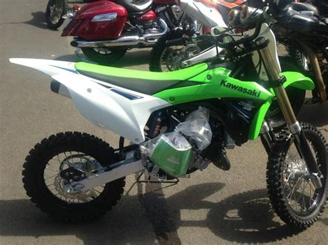 85 motocross bikes for sale buy 2014 kawasaki kx 85 dirt bike on 2040 motos