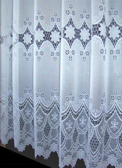 Cheap Voile Net Curtains Slot Top Plain Butterfly Semi