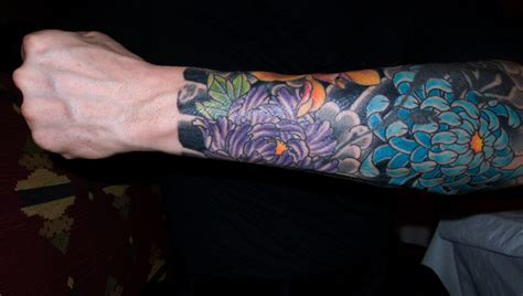 mens floral tattoo designs 29 arm tattoos designs for