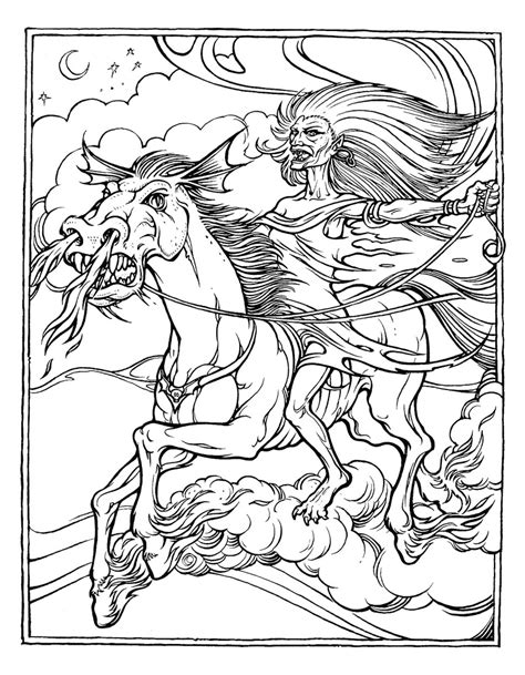 coloring pages dungeons and dragons monster brains the official advanced dungeons and dragons