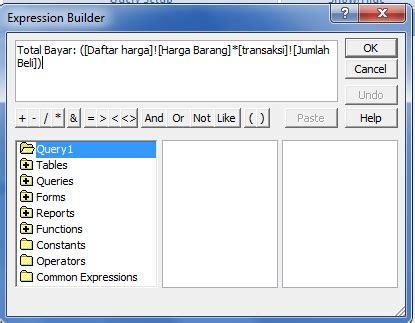 membuat query 2 tabel membuat query di ms access 2 tabel kkpi 171 reasker