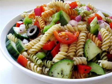 easy summer salad food pinterest