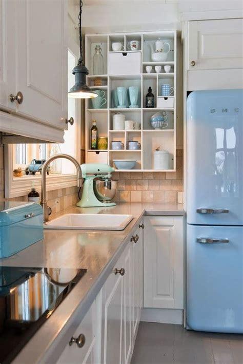 rangement 駱ices cuisine frigo smeg inspirations et id 233 es d am 233 nagement d 233 co