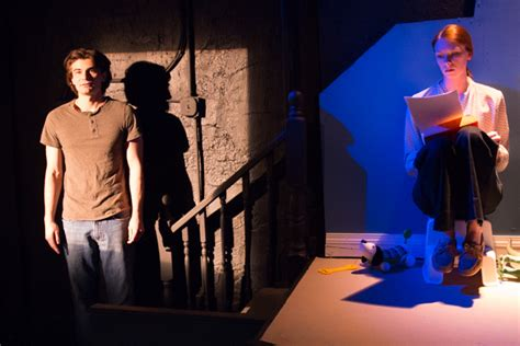 Photo Coverage First Look At Curtain Players Rabbit Hole