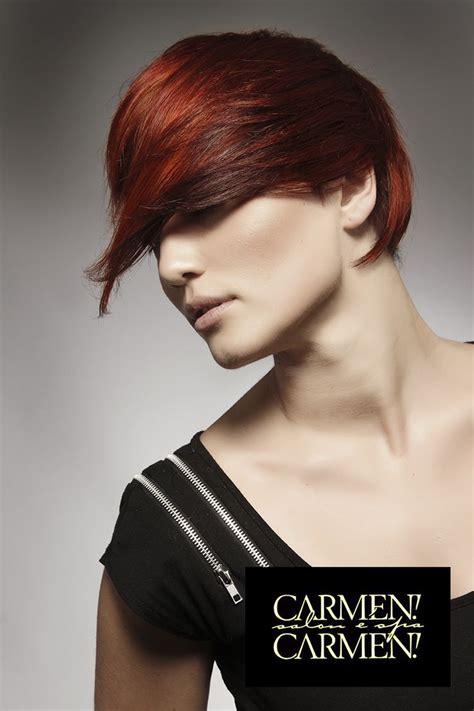 edgy haircuts salon 34 best carmen carmen salon images on pinterest hair cut