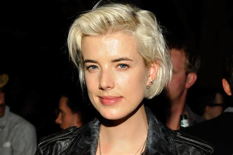 Before She Was Aygness Deyn She Was From The Chip Shop by Agyness Deyn In Pusher On Stripping Acting And How