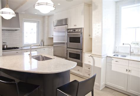 Kitchen Countertops Nyc by East Side Pre War Nyc Residence Kitchen Countertops