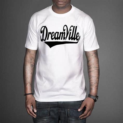 T Shirt J A I dreamville j cole t shirt wehustle menswear
