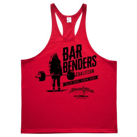 A9525 Bender Blouse Jumbo Sweater Bendera bar benders coalition deadlift stringer tank top ironville powerlifting