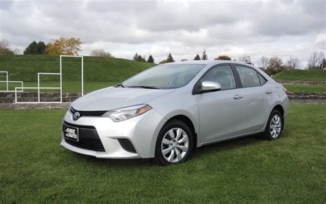 Price Of Toyota Corolla 2015 2015 Toyota Corolla Review Specs Price