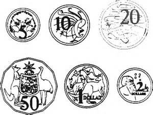 Australian Coins Outline australian coins clarke