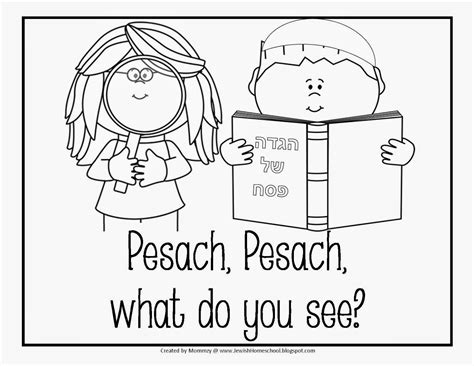 coloring pages passover print free printable coloring pages for passover