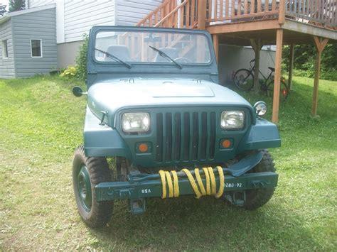 Jeep Replica Jeep Willys Yj M38a1 Replica