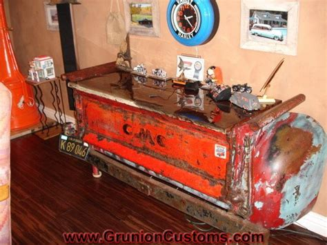 hot rod home decor photo gallery vehicular furnishings and automotive decor