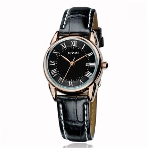 Jam Tangan Naviforce Original Pria Kulit Cokelat jam tangan kulit pria eyki non original