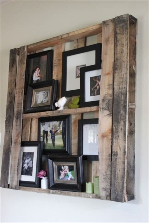 Pallet Shelf Plans diy pallets of wood 30 plans and projects pallet