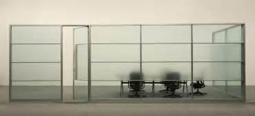 wholesale soundproof half glass office partition view
