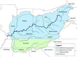Water energy and the ohio river valley s new course