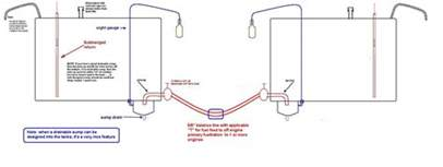 Fuel System Boat Tony S Tips Information About Marine Diesel Engines And
