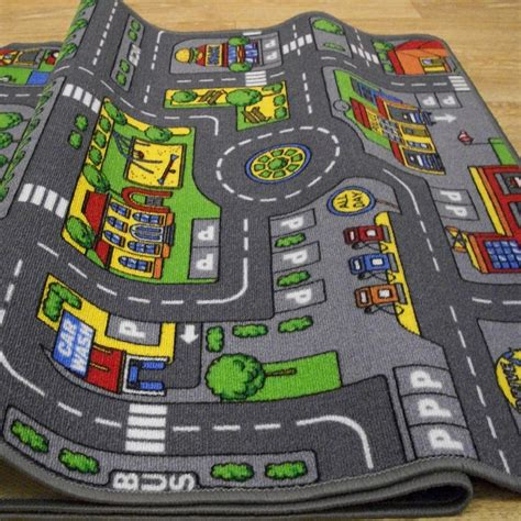 Kids Car Carpet Carpet Vidalondon Car Rug For