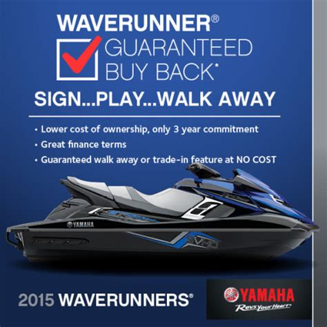best boat financing deals yamaha offers industry s largest range of financing