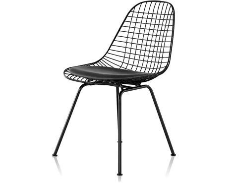 Chair Base by Eames 174 Wire Chair With 4 Leg Base Hivemodern