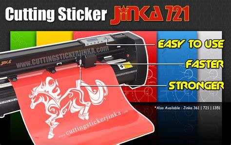 Distributor Mesin Cutting Jinka 451 Pro Original harga mesin cutting sticker murah di surabaya custom sticker