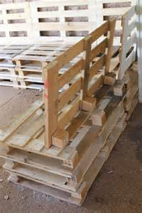 Diy Pallet Patio Furniture Diy Outdoor Patio Furniture From Pallets