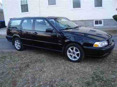 volvo station wagon 1998 sell used 1998 volvo v70 glt station wagon 5cyl turbo 2 4l