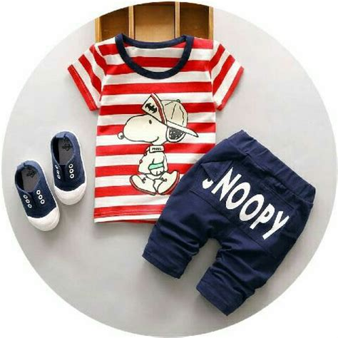 Hp Setelan Set Carenina Salur Tosca Pakaian Wanita Atasan Celana jual baju anak anak set kid snop snop salur di lapak