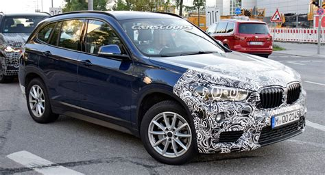 2019 Bmw X1 by Updated 2019 Bmw X1 Getting Ready For Audi S All New Q3