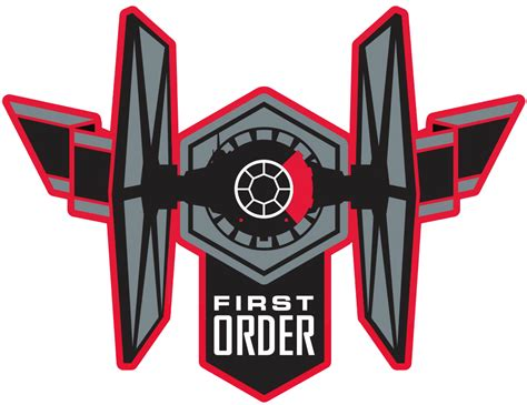 Patch The Last Jedi Emblem Starwars Bordir Order wars the awakens order and resistance stickers decals insignia 82 milners