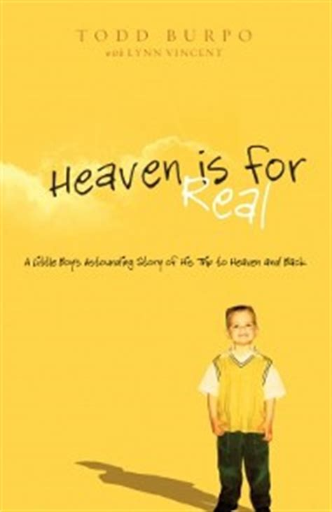 heaven books pursued by god review heaven is for real