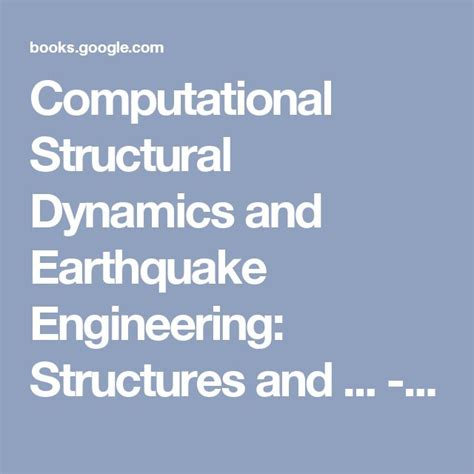 earthquake engineering and structural dynamics best 25 earthquake engineering ideas on pinterest