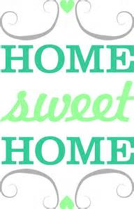 home sweetm home home sweet home print by clementinecreative on deviantart