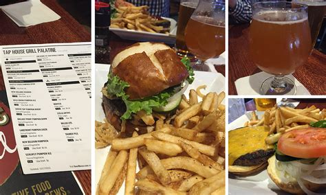 tap house grill palatine tap house grill burgers brews in palatine illinois