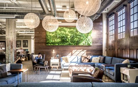Green Room Tulsa by Plant Wall Commercial Image Gallery By Artisan Moss