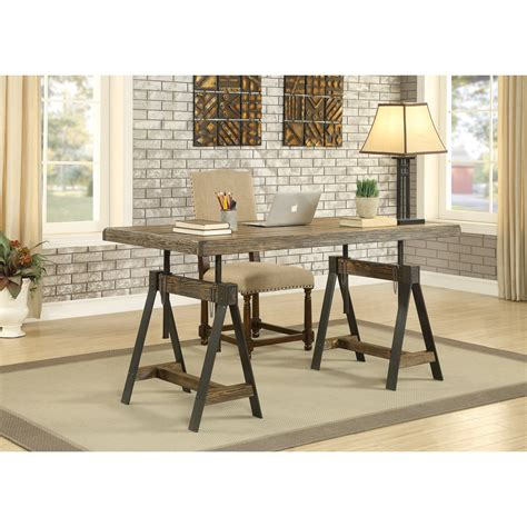 adjustable dining table desk by coast to coast imports coast to coast imports camden 91756 camden adjustable
