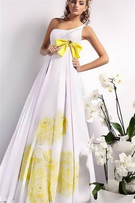 Wedding Dress Yellow by Yellow Wedding Dresses