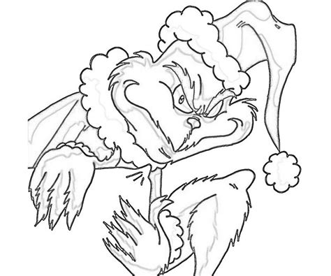 cindy who grinch coloring coloring pages
