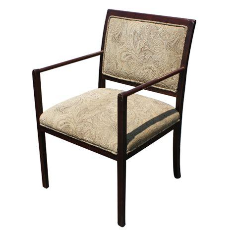 Vintage Dining Room Arm Chairs 7 Vintage Ward Brickel Dining Arm Chairs Ebay