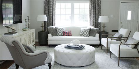 livingroom makeovers before after an elegant budget friendly living room