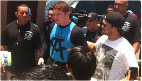 house of boxing canelo alvarez media event at the house of boxing 171 sport of boxing updates