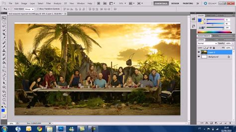 photoshop cs5 liquify tutorial photoshop cs5 tutorial basic tools youtube