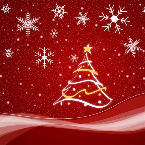 christmas wallpaper free ipad wallpapers