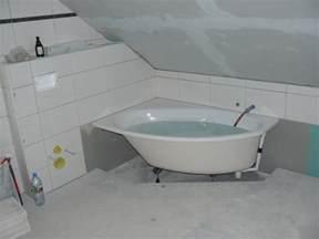 badewanne auf estrich bautagebuch fronhoven 187 bade und duschwannen eingebaut
