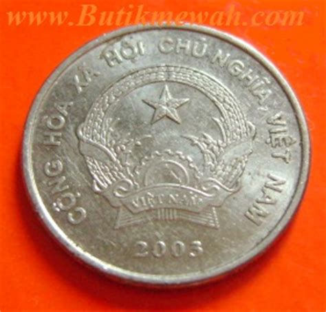 Koin Australia 50 Cent 1978 2003 vietmanese 500 dong coin selamat datang di butik mewah