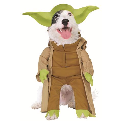 wars costumes for dogs buy wars yoda costume