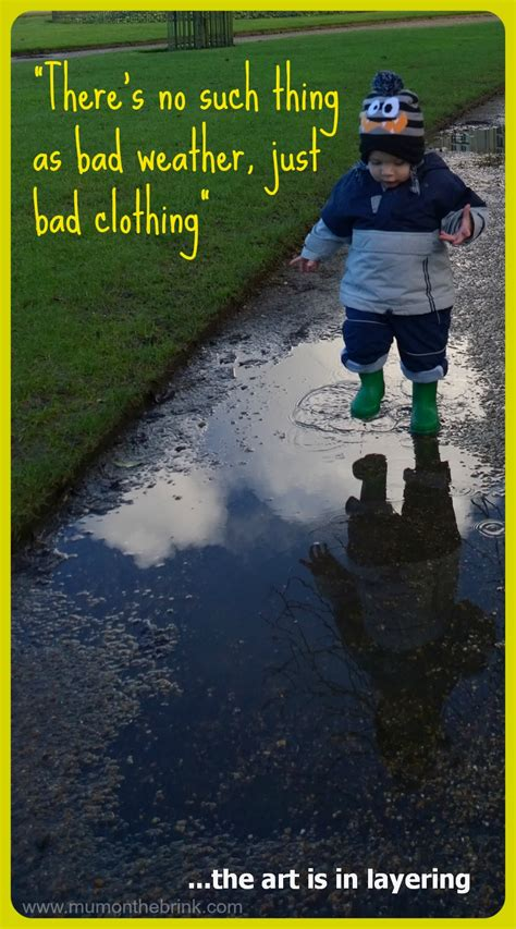 layering clothes for children autumn winter and